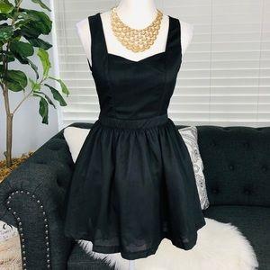 BRAND NEW BLACK BACKLESS DRESS